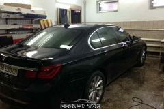 Тонировка автомобиля BMW 5