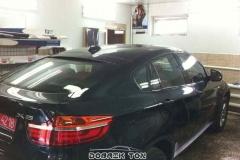 Тонировка автомобиля BMW X6
