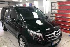 Тонировка автомобиля Mercedes-Benz Viano