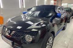 Тонировка Авто Nissan плёнкой Llumar 5% 35%