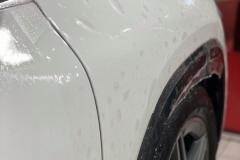 Покрытие  антигравийной плёнкой LLumar 300 мк Mercedes Benz GLA