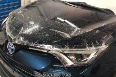 Бронировка автомобиля Toyota C-HR