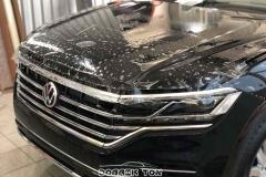 Бронировка автомобиля Volkswagen